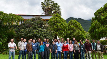 "IFDS members in Oaxaca Workshop ""Beyond Convexity"""